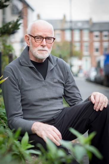 Ian Clark Portrait.